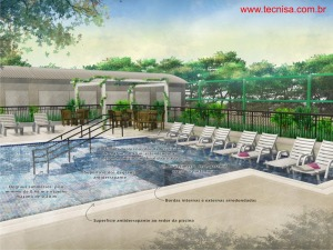 piscina Tecnisa