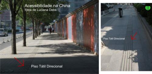 acessibilidade na china