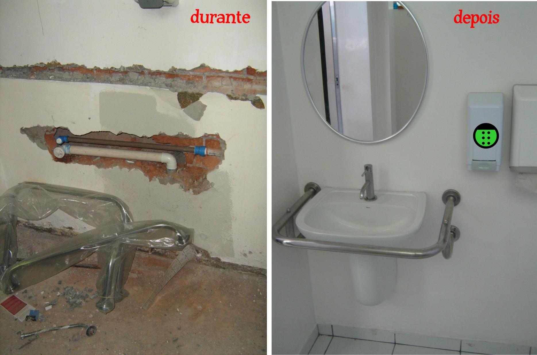 Imagens de #B61615  : torneira alavanca barra de apoio e acessórios em altura adequada 1869x1236 px 3588 Barra Deficiente Banheiro Altura